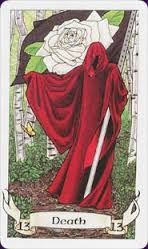 Robin Wood tarot deck.  All rights reserved